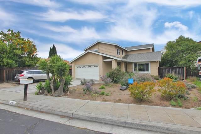 479 Simas Dr, Milpitas, CA 95035 (#ML81787725) :: The Sean Cooper Real Estate Group