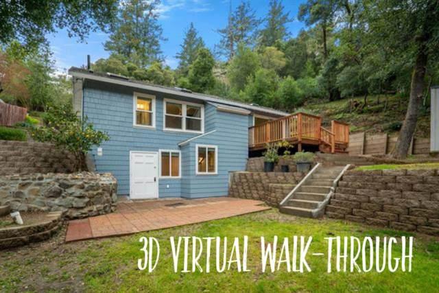610 Redwood Dr, Boulder Creek, CA 95006 (#ML81787871) :: The Goss Real Estate Group, Keller Williams Bay Area Estates