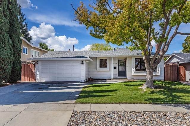 4775 W Hacienda Ave, Campbell, CA 95008 (#ML81787897) :: Live Play Silicon Valley