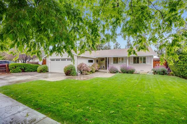 1583 Ferndale Dr, San Jose, CA 95118 (#ML81787925) :: Live Play Silicon Valley
