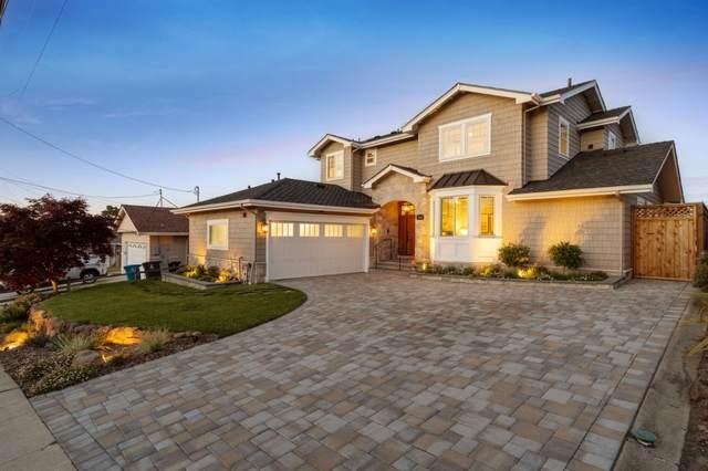 3918 Christian Dr, Belmont, CA 94002 (#ML81787988) :: Strock Real Estate