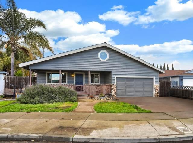 5038 Morris Way, Fremont, CA 94536 (#ML81788015) :: Intero Real Estate