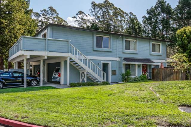 1116 Sills Ct 4, Capitola, CA 95010 (#ML81788084) :: Strock Real Estate