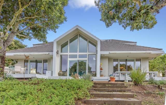 31499 Via Las Rosas, Carmel Valley, CA 93924 (#ML81788104) :: Strock Real Estate