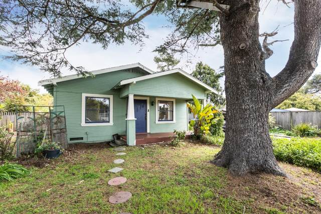1130 Chanticleer Ave, Santa Cruz, CA 95062 (#ML81788143) :: Intero Real Estate