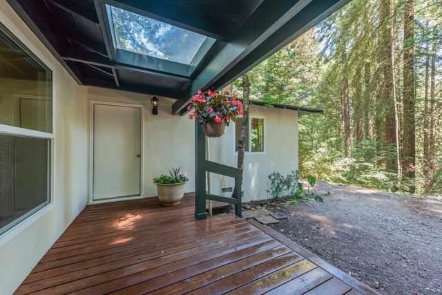 111 Grandview Dr, Woodside, CA 94062 (#ML81788173) :: Alex Brant Properties
