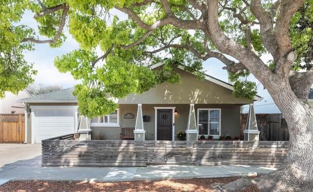 327 Fairfield Dr, San Carlos, CA 94070 (#ML81788292) :: The Gilmartin Group
