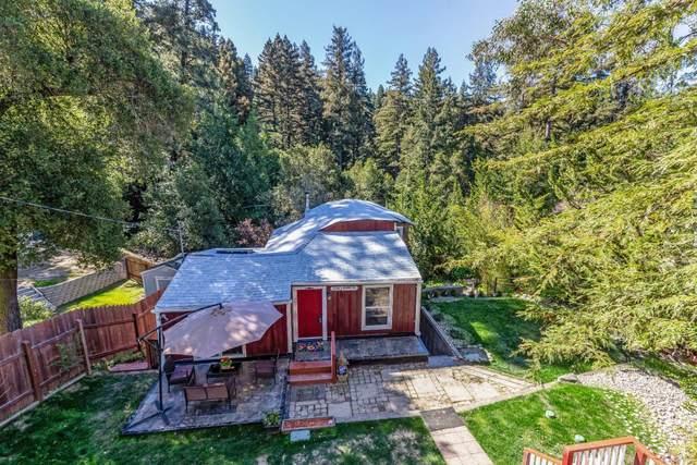 590 Redwood Dr, Boulder Creek, CA 95006 (#ML81788492) :: The Sean Cooper Real Estate Group