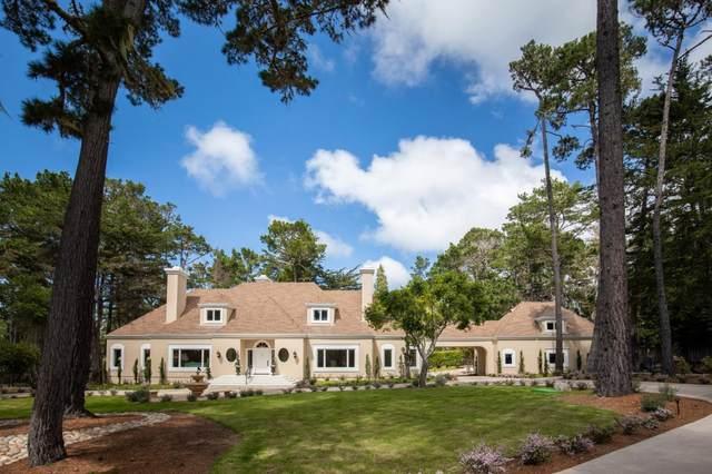 1427 Lisbon Ln, Pebble Beach, CA 93953 (#ML81788825) :: RE/MAX Real Estate Services