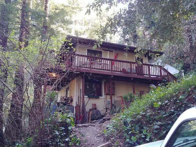 10700 Shady Way, Felton, CA 95018 (#ML81789172) :: Alex Brant Properties