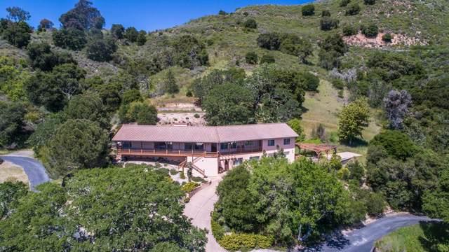 36 Encina Dr, Carmel Valley, CA 93924 (#ML81789326) :: Real Estate Experts