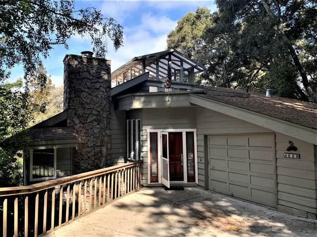 609 Burns Ave, Aptos, CA 95003 (#ML81789344) :: The Goss Real Estate Group, Keller Williams Bay Area Estates