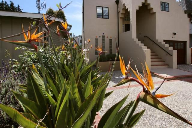411 Hillcrest Dr, Aptos, CA 95003 (#ML81789983) :: Schneider Estates