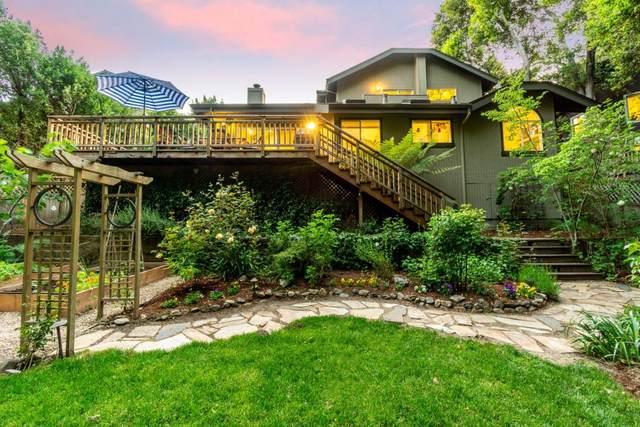 406 Esmeralda Dr, Santa Cruz, CA 95060 (#ML81790701) :: Strock Real Estate