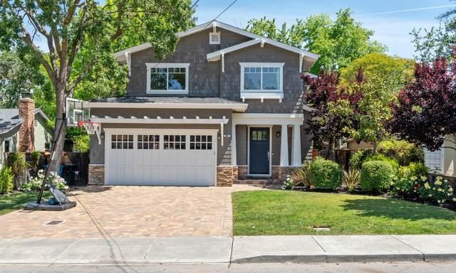 900 Cloud Ave, Menlo Park, CA 94025 (#ML81791521) :: Strock Real Estate