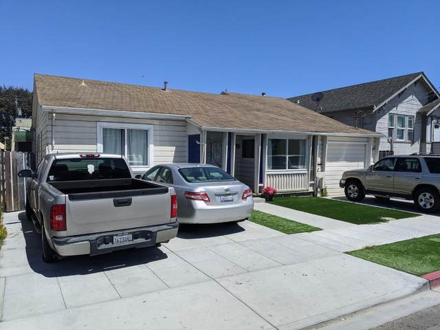 1042 Montgomery Ave, San Bruno, CA 94066 (#ML81791533) :: Alex Brant Properties