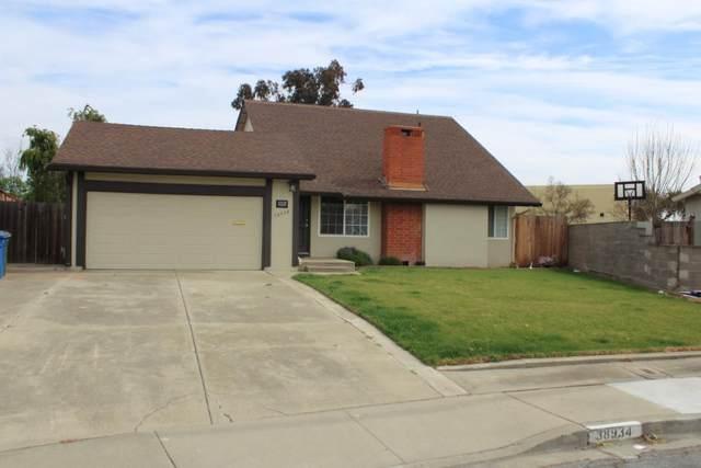 38934 Bluebell Dr, Newark, CA 94560 (#ML81791824) :: Intero Real Estate