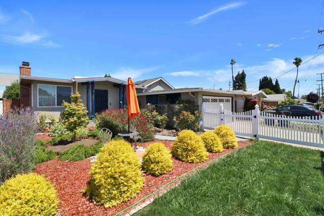 1451 Kavanaugh Dr, East Palo Alto, CA 94303 (#ML81791983) :: Strock Real Estate