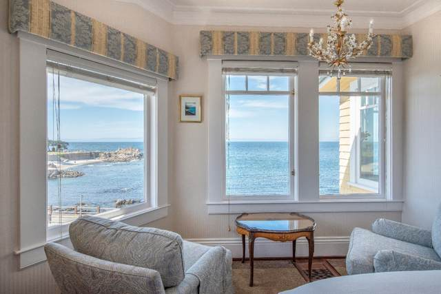 557 Ocean View Blvd, Pacific Grove, CA 93950 (#ML81792354) :: Strock Real Estate