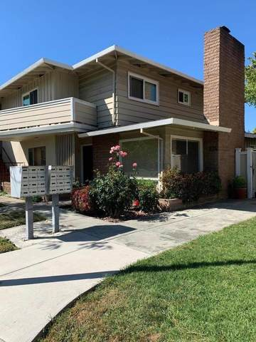274 Pamela Dr 5, Mountain View, CA 94040 (#ML81792380) :: The Realty Society