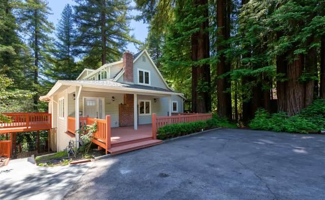 13445 W Park Ave, Boulder Creek, CA 95006 (#ML81792491) :: The Goss Real Estate Group, Keller Williams Bay Area Estates