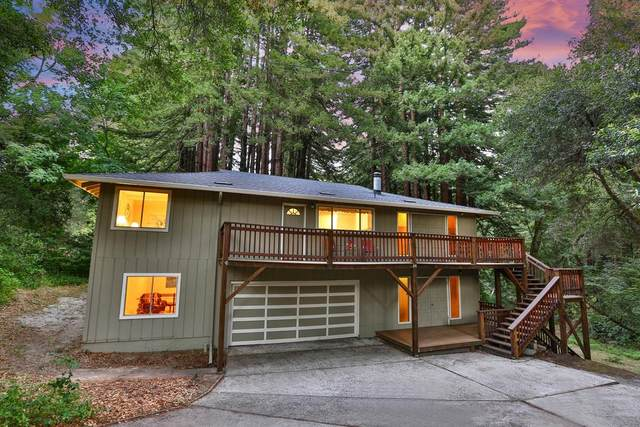 14680 Bear Creek Rd, Boulder Creek, CA 95006 (#ML81793093) :: The Goss Real Estate Group, Keller Williams Bay Area Estates