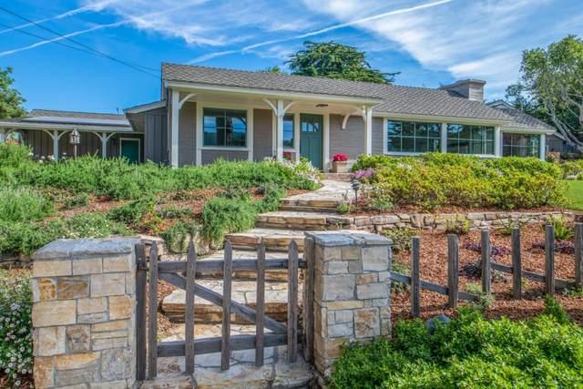 3565 Lazarro Dr, Carmel, CA 93923 (#ML81793422) :: Strock Real Estate