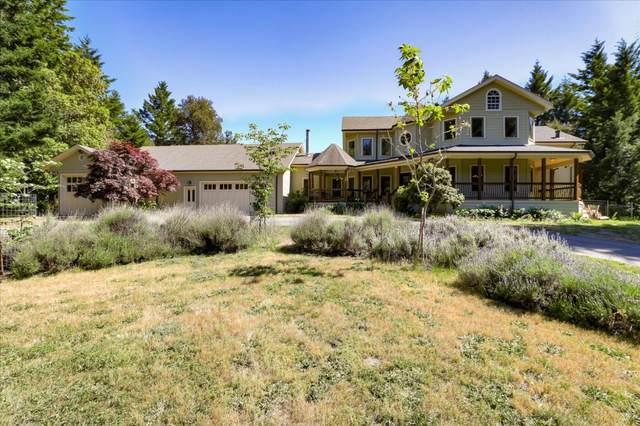23697 Highway 9, Los Gatos, CA 95033 (#ML81793660) :: The Goss Real Estate Group, Keller Williams Bay Area Estates