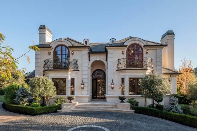 450 Las Pulgas Dr, Woodside, CA 94062 (#ML81793696) :: Strock Real Estate