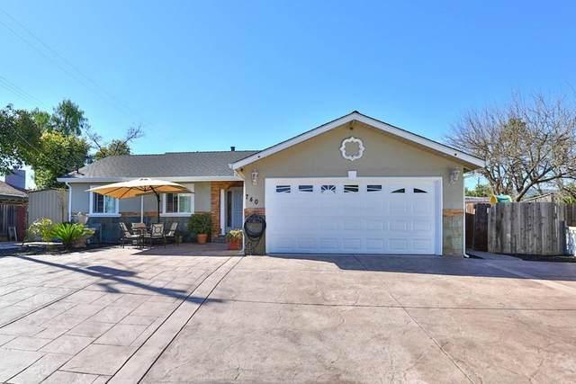 740 Cahalan Ct, San Jose, CA 95123 (#ML81793821) :: The Goss Real Estate Group, Keller Williams Bay Area Estates