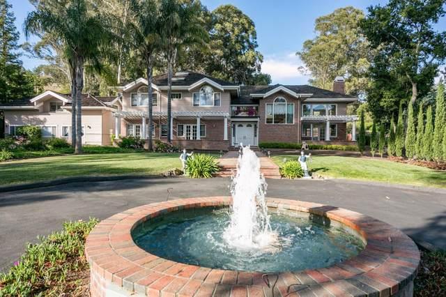 22 Somerset Pl, Woodside, CA 94062 (#ML81793826) :: The Kulda Real Estate Group