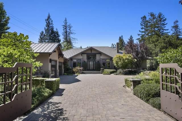 16011 Grandview Ave, Monte Sereno, CA 95030 (#ML81793842) :: RE/MAX Real Estate Services