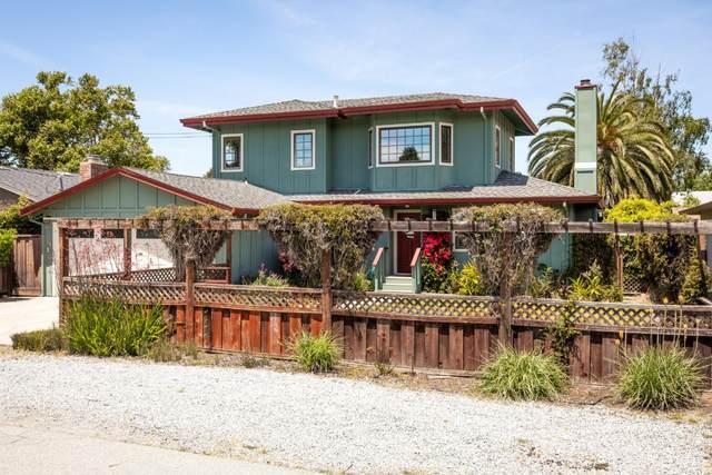 3355 Coffee Ln, Santa Cruz, CA 95062 (#ML81794047) :: Schneider Estates