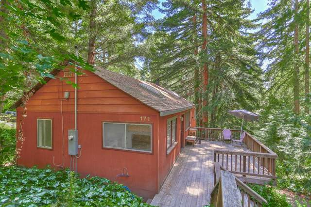 171 Beaver Rd, Boulder Creek, CA 95006 (#ML81794252) :: The Goss Real Estate Group, Keller Williams Bay Area Estates