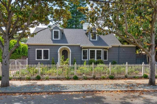 560 Melville Ave, Palo Alto, CA 94301 (#ML81794634) :: The Sean Cooper Real Estate Group