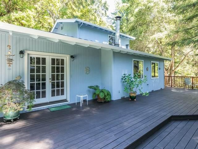17750 Big Basin Way, Boulder Creek, CA 95006 (#ML81794692) :: Strock Real Estate
