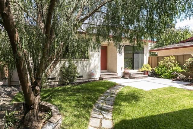 2097 Eucalyptus Ct, Santa Clara, CA 95050 (#ML81795026) :: Strock Real Estate