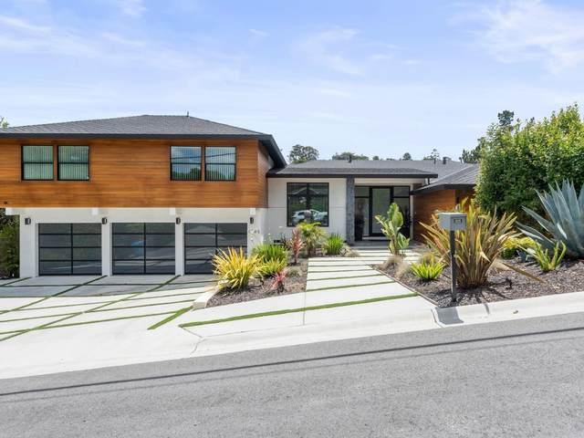 1245 Cardigan Rd, Hillsborough, CA 94010 (#ML81795047) :: Alex Brant Properties