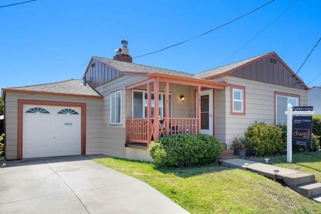 785 Masson Ave, San Bruno, CA 94066 (#ML81795267) :: The Gilmartin Group