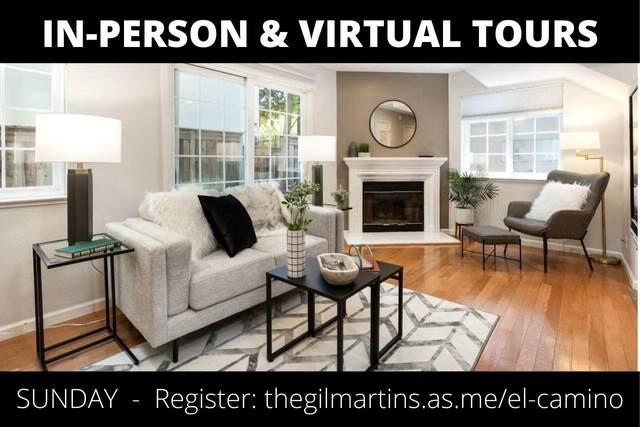 358 N El Camino Real 13, San Mateo, CA 94401 (#ML81795412) :: The Kulda Real Estate Group
