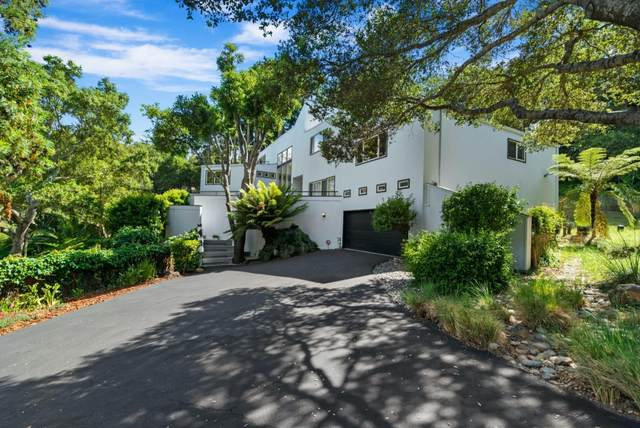36 Kite Hill Rd, Santa Cruz, CA 95060 (#ML81795430) :: Alex Brant Properties