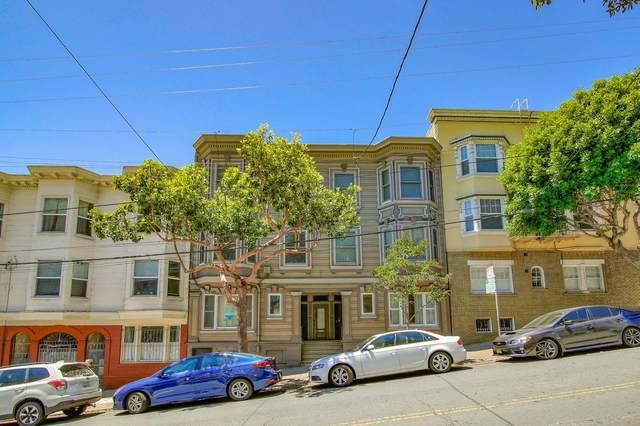 1153 Leavenworth, San Francisco, CA 94109 (#ML81795453) :: Strock Real Estate