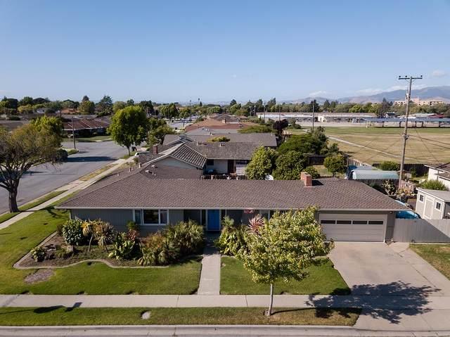 303 La Mesa Dr, Salinas, CA 93901 (#ML81795683) :: Alex Brant Properties