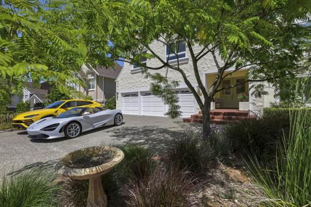 13 Woodleaf Avenue, Redwood City, CA 94061 (#ML81795849) :: Robert Balina | Synergize Realty