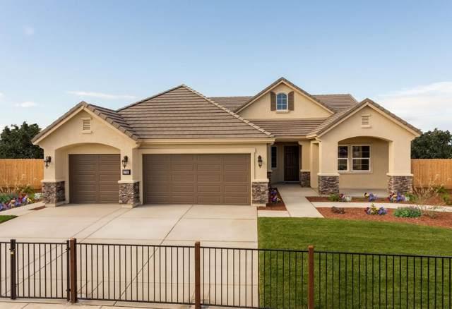1717 Dolomite Dr 28, Los Banos, CA 93635 (#ML81795895) :: The Sean Cooper Real Estate Group