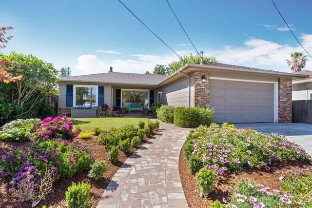 224 Fairmont Ave, San Carlos, CA 94070 (#ML81796446) :: Robert Balina | Synergize Realty