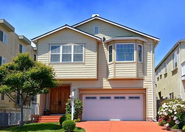 18 Escuela Dr, Daly City, CA 94015 (#ML81796789) :: The Kulda Real Estate Group