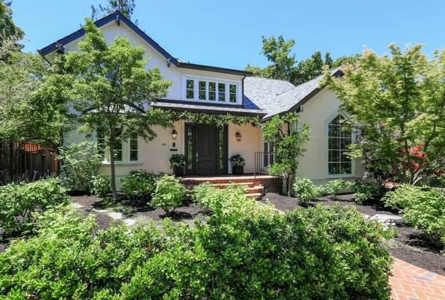 471 Nevada Ave, Palo Alto, CA 94301 (#ML81797218) :: Strock Real Estate