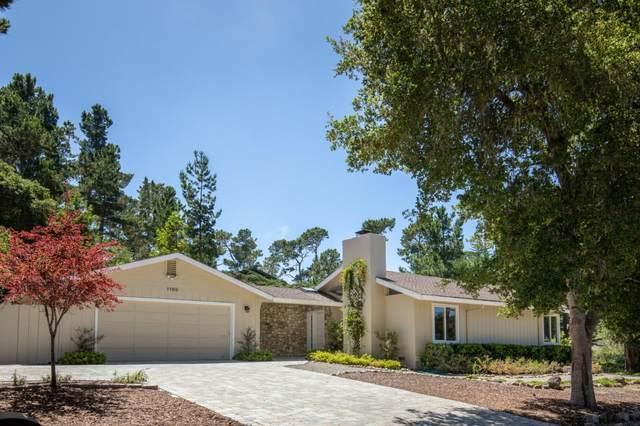 1168 Rampart Rd, Pebble Beach, CA 93953 (#ML81797430) :: Alex Brant Properties