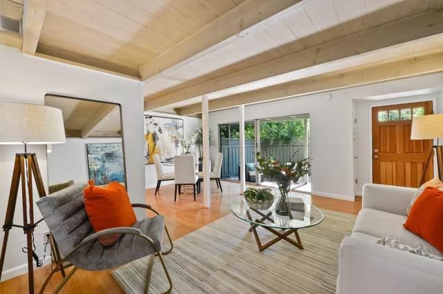 278 Monroe Dr 19, Mountain View, CA 94040 (#ML81797461) :: Strock Real Estate